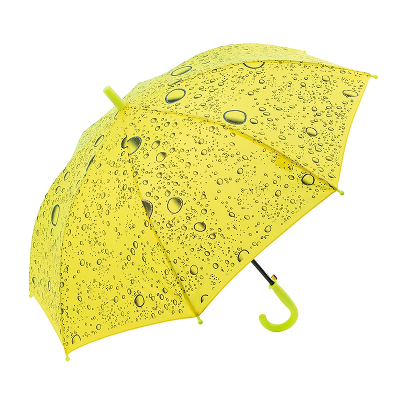 Зонт детский Diniya Капля желтый