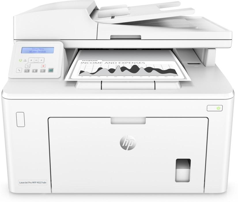 Лазерное МФУ HP LaserJet Pro M227sdn White