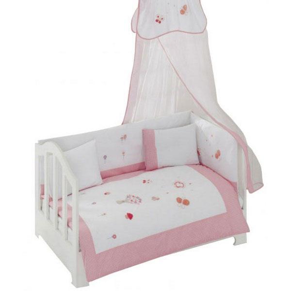Комплект Kidboo Funny Dream Pink, 6 предметов,  - купить со скидкой