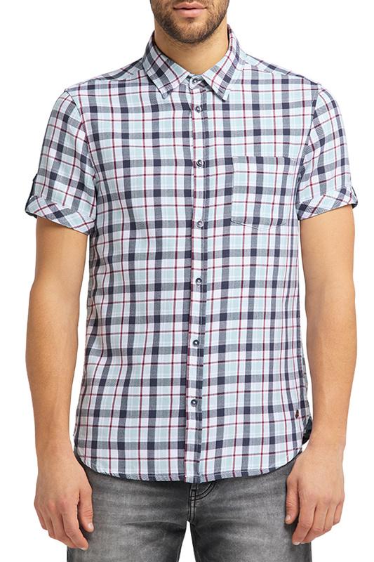 Рубашка мужская MUSTANG 1008999-11614 белая M