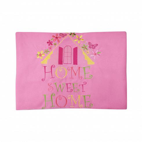 Купить Плед флисовый Kidboo Sweet Home pink, 80x120 см,