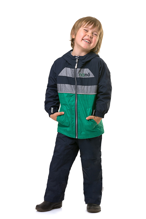 Комплект верхней одежды Nano, цв. зеленый