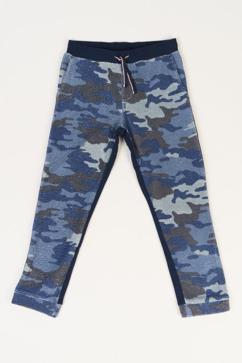 Купить AVA2520B1_синий, Брюки Original Marines AVA2520B1 цв.синий р.104,