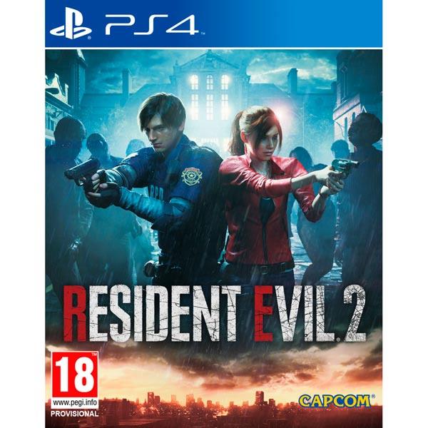Игра Resident Evil 2 (Нет пленки на коробке) для PlayStation 4 фото