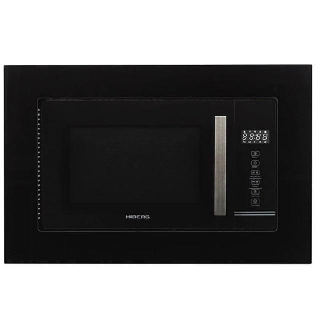 Встраиваемая микроволновая печь HIBERG VM 6502 B