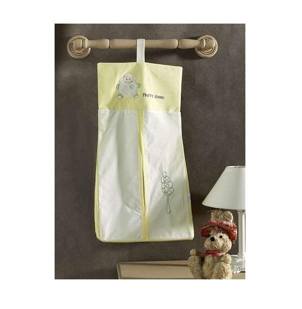 Купить Прикроватная сумка Kidboo Fluffy Sheep 30x65 см,