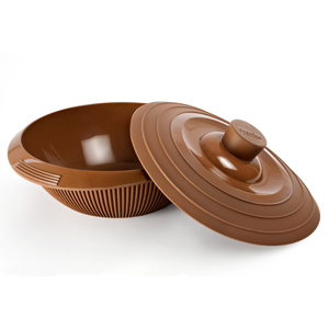 Чаша силиконовая для шоколада (65х185 мм)
