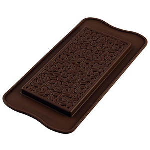 Форма силиконовая ИЗИ ШОК шокобар кофе (8.5х155х76