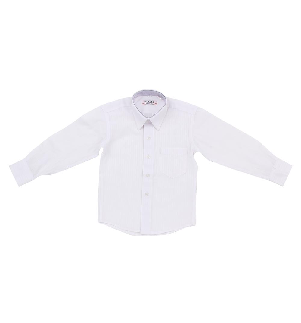 Рубашка Rodeng белый р.104