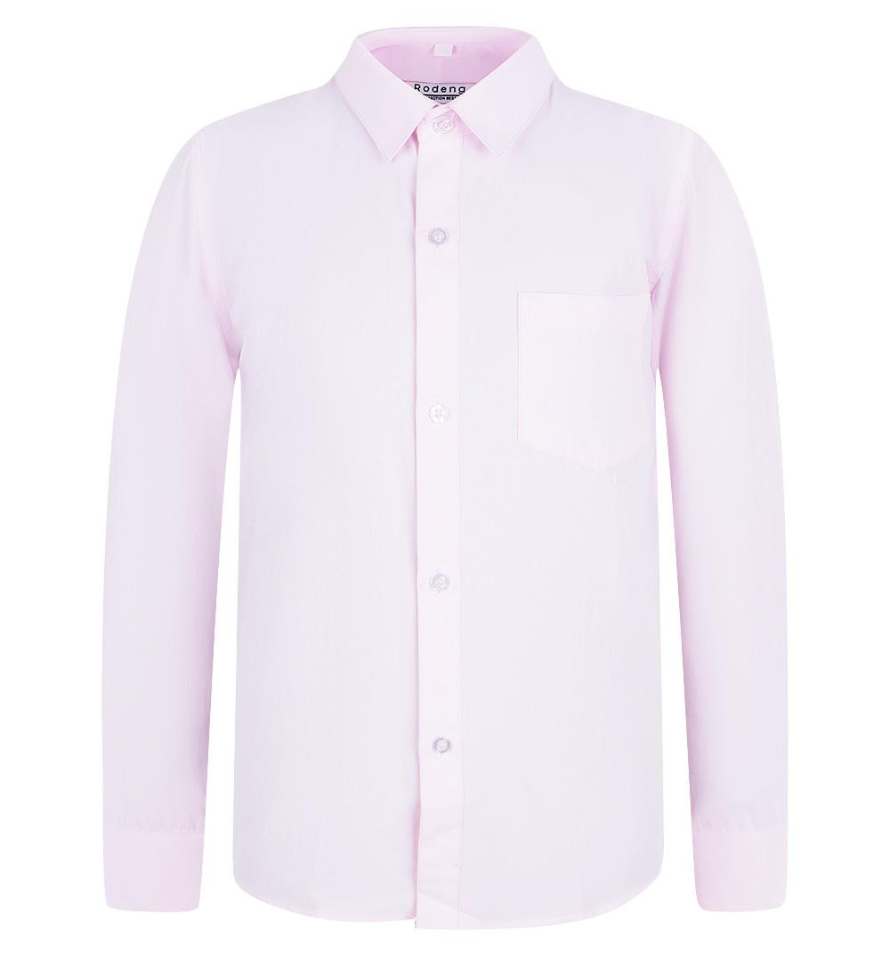 Рубашка Rodeng розовый р.116