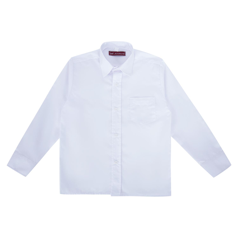 Рубашка Атрус белый р.122-128