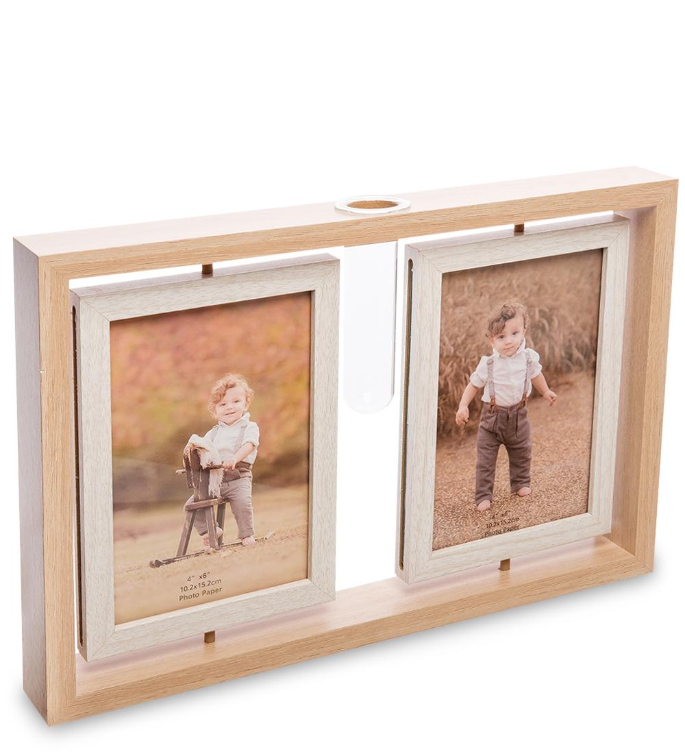 Панно фоторамка с вазочкой (10х15) Art Home