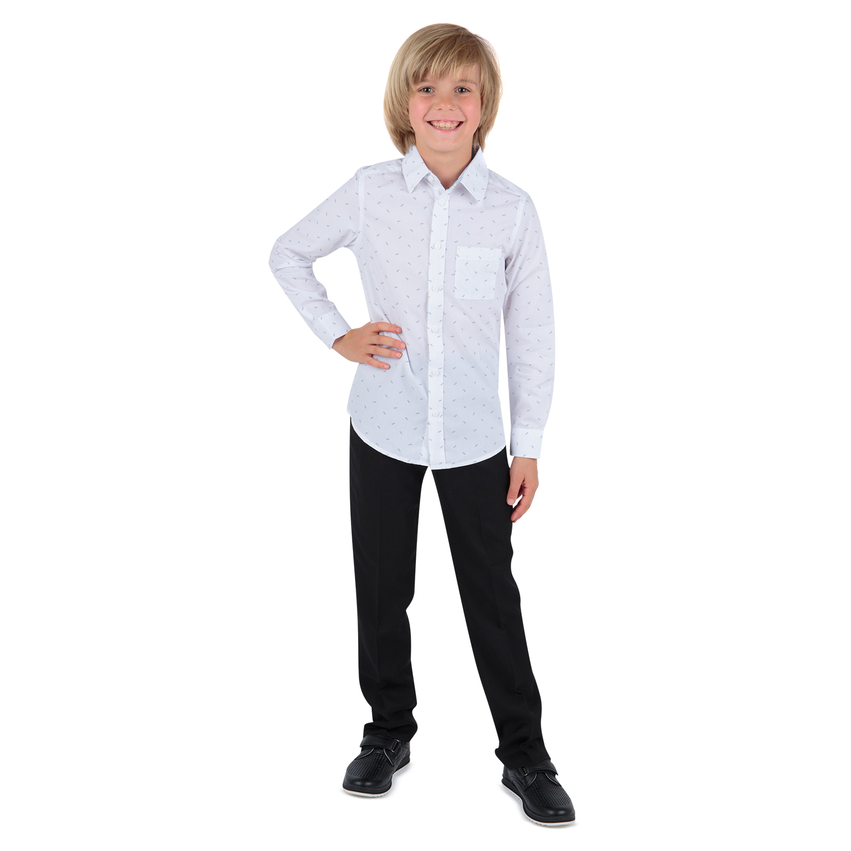 Рубашка Leader Kids белый р.140
