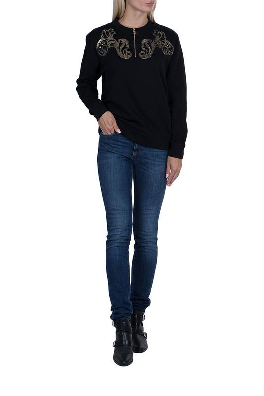 Джинсы женские Versace Collection 101302 синие 28