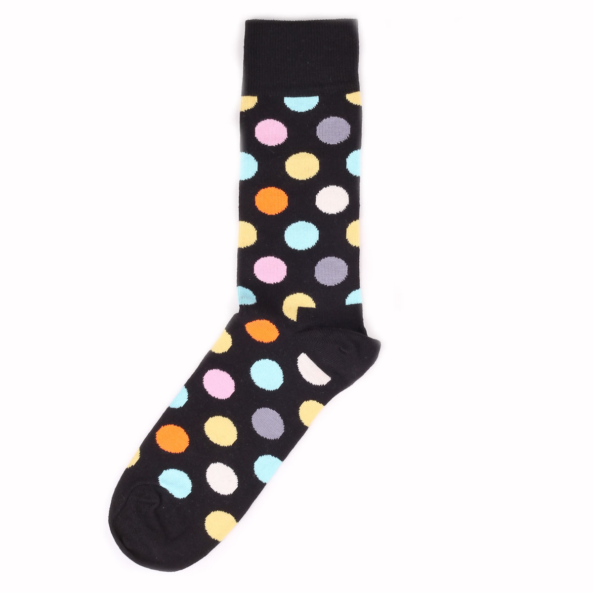Носки унисекс Happy Socks Happy Socks Big Dot - Multicolor разноцветные 36-40