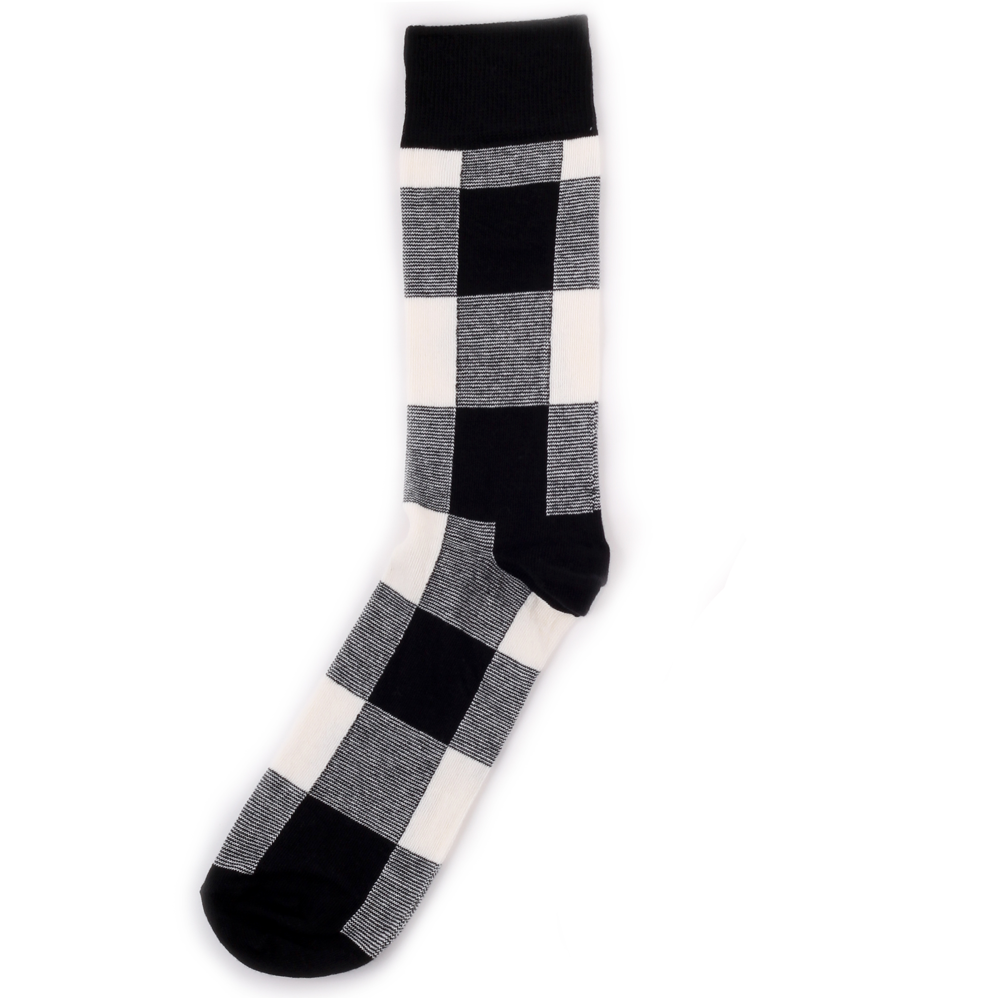 Носки унисекс Happy Socks Happy Socks Lumberjack - Black разноцветные 36-40