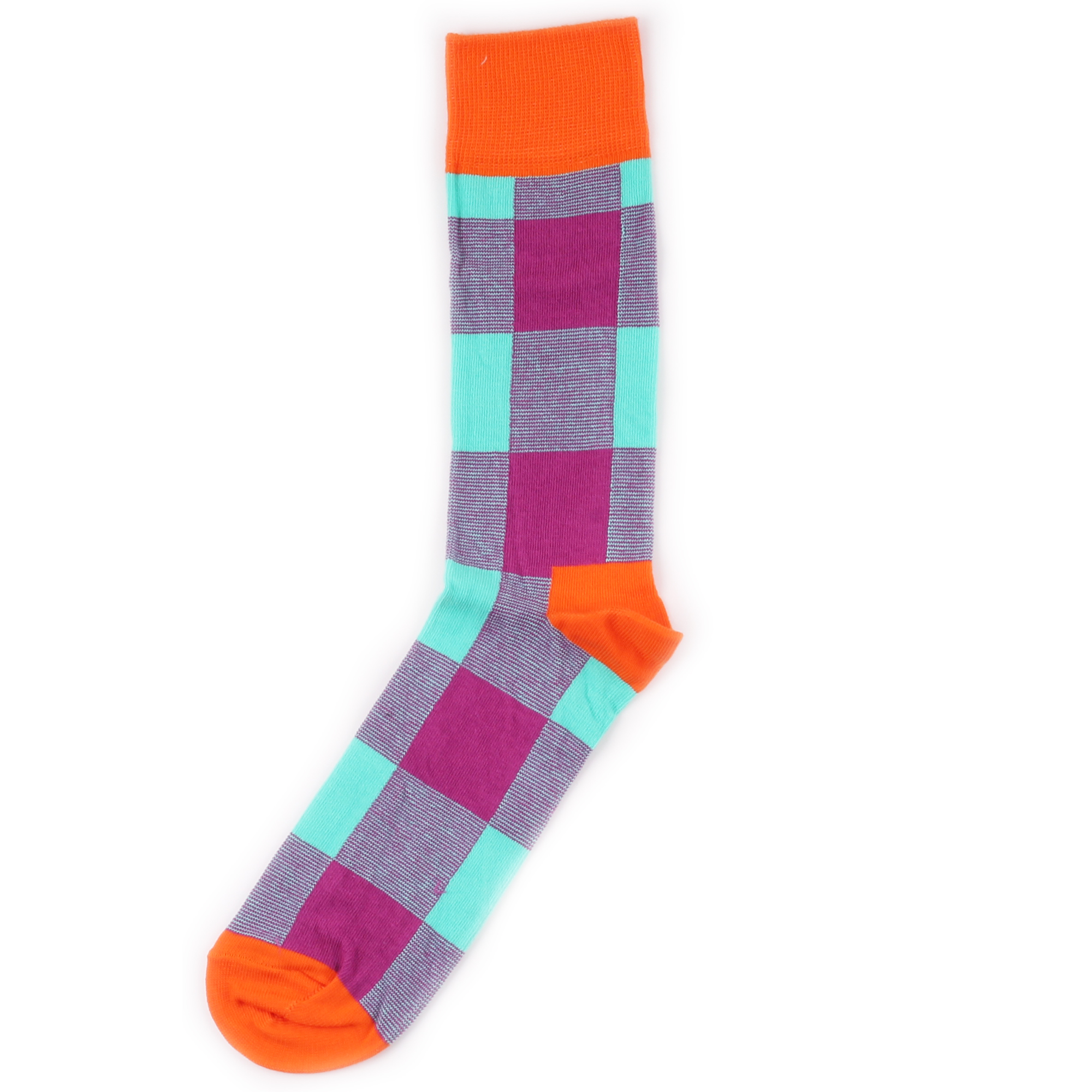 Носки унисекс Happy Socks Happy Socks Lumberjack - Pink разноцветные 36-40