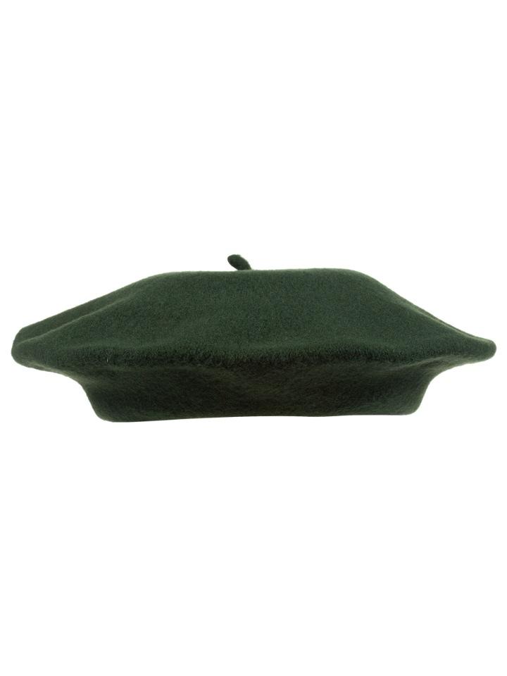 Берет женский Tonak 001_060864 темно-зеленый, р.55-58