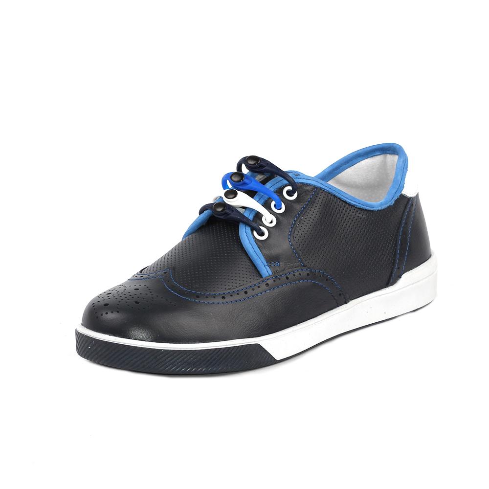 Кеды ELEGAMI для мальчика т-синие р.33 5-518612002,  - купить со скидкой