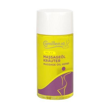 Купить Масло Camillen 60, для массажа Massageol Krauter, лекарственные травы, 125 мл