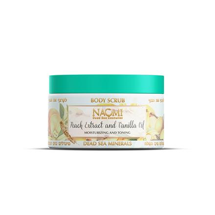 Купить Солевой скраб для тела Naomi, «Увлажнение и Тонус», 250 мл