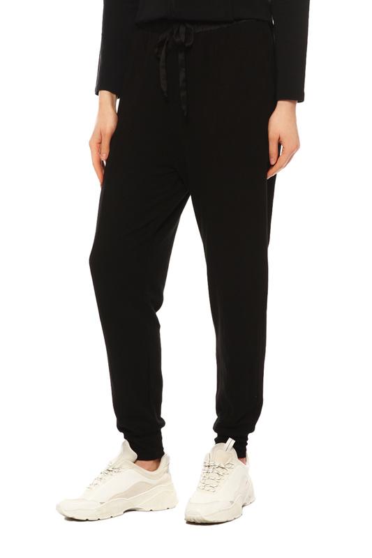 Спортивные брюки женские CLU 5180683 черные M