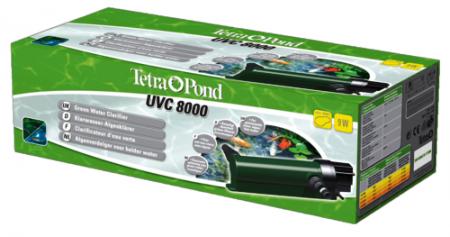 Стерилизатор TetraPond UVC 8 000, на 8000