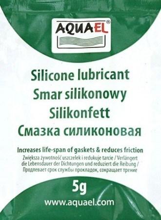 Смазка силиконовая Aquael прозрачный, 5 г.