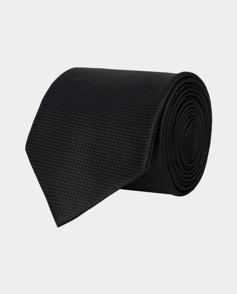 Черный галстук Gulliver цв. черный 146-170