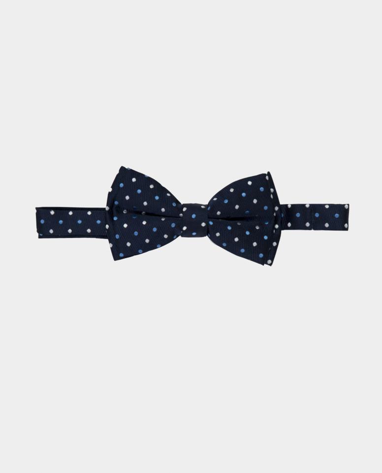 Синий галстук-бабочка Gulliver цв. синий 122-170
