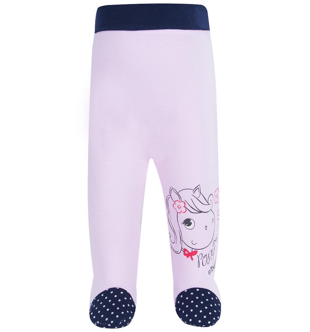 Ползунки Nicol Пони розовый/синий р.56 GL000356853