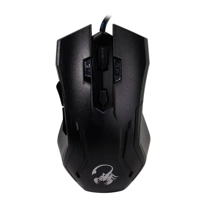 Игровая мышь Genius Scorpion Spear Pro Black (31040003400)