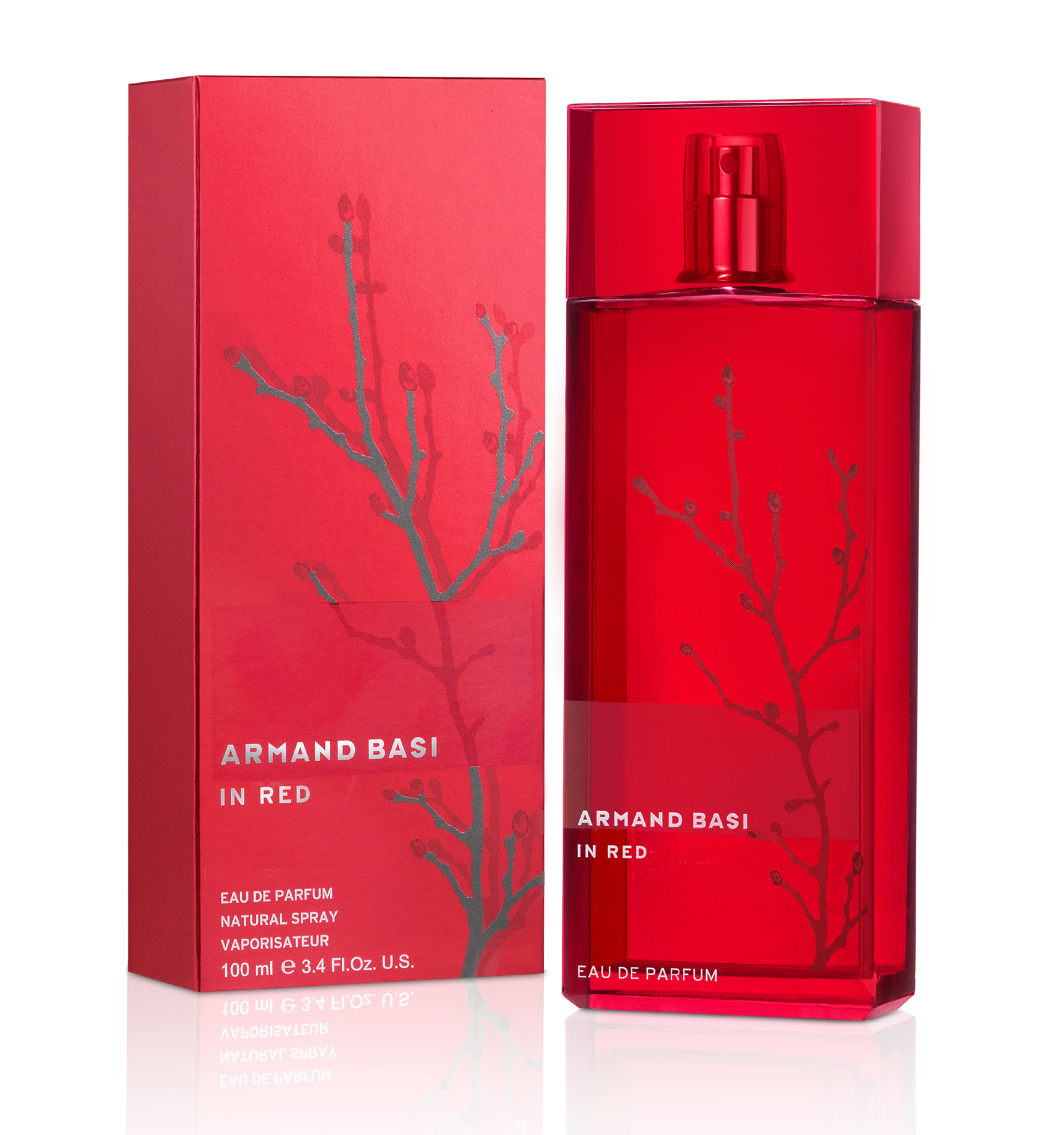 Купить Парфюмерная вода Armand Basi In Red 100 мл