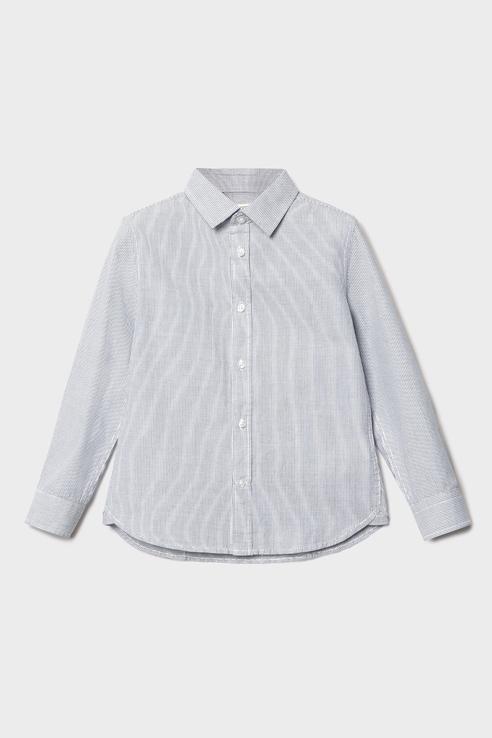 Купить AVA2848B1_серый, Рубашка Original Marines AVA2848B1 цв.серый р.128,
