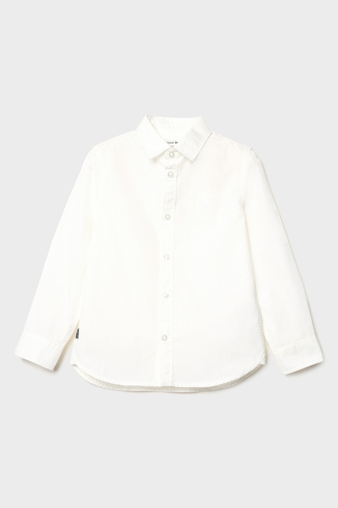 Купить AVA2848B2_белый, Рубашка Original Marines AVA2848B2 цв.белый р.140,