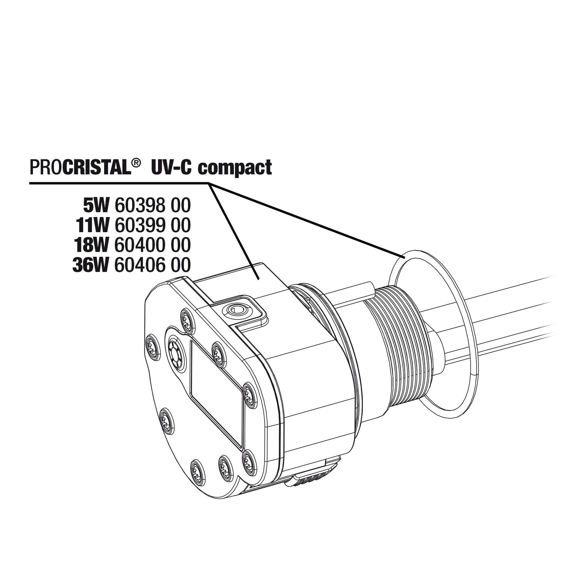 Блок питания JBL Compact UV C Electric