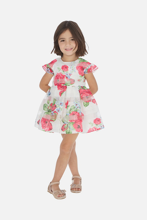 Платье Mayoral 3930. цв.красный р.134 3930._красный
