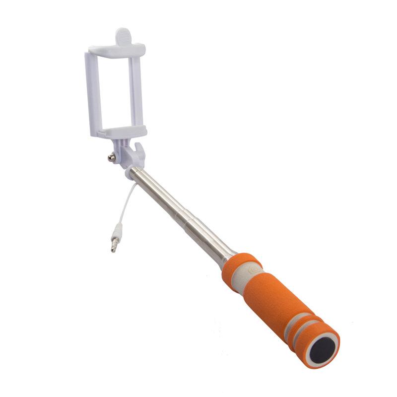 Монопод Rekam SelfiPod S-350R Orange