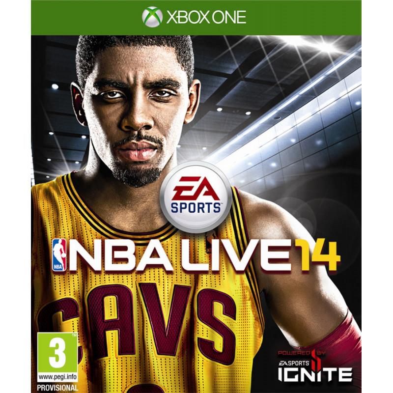 Игра NBA Live 14 для Xbox One