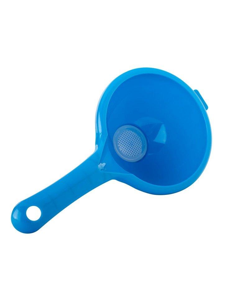 Воронка со съемным фильтром Комфорт +, синяя