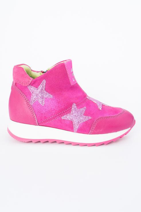 Ботинки детские Agatha Ruiz De La Prada цв.розовый р.28.