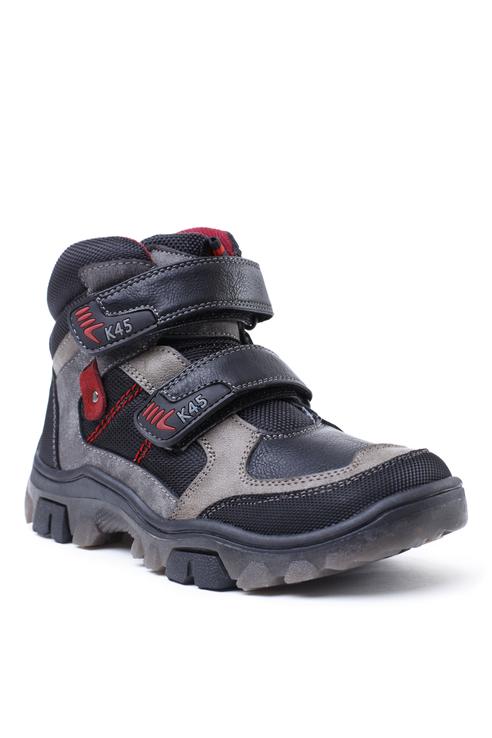Ботинки детские Play Today, цв.серый р.30 381252