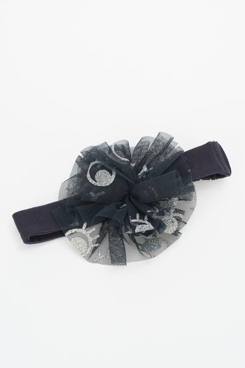 Повязка для волос Crockid КР 8069 цв.серый