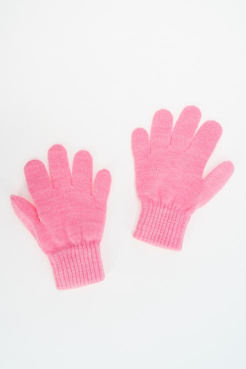 Перчатки Crockid К 128/ш цв.розовый р.14