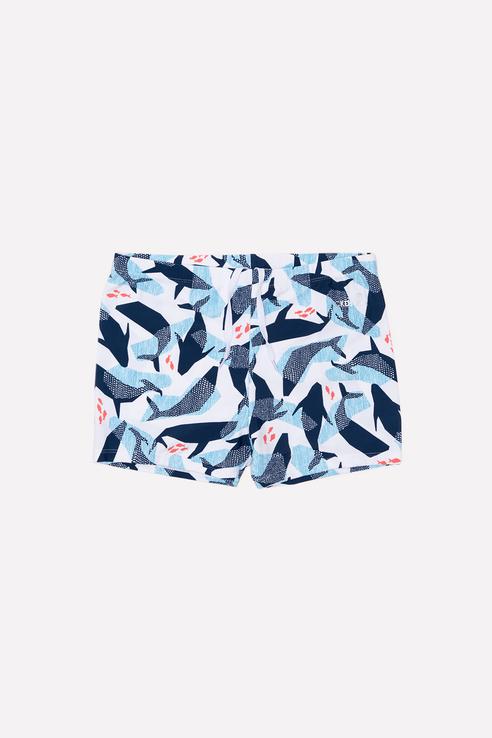 Шорты плавки Crockid ТК 19002 цв.белый р.134