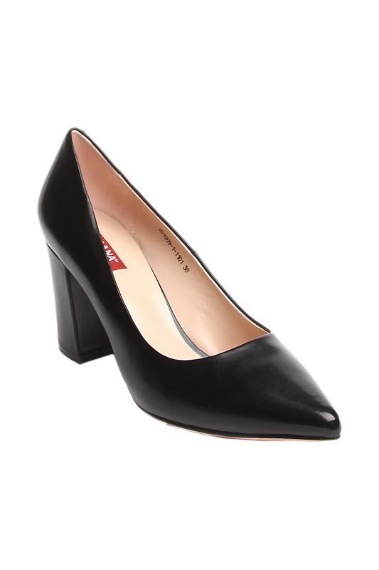 Туфли женские Milana 201009-1-1101 черные 37 RU