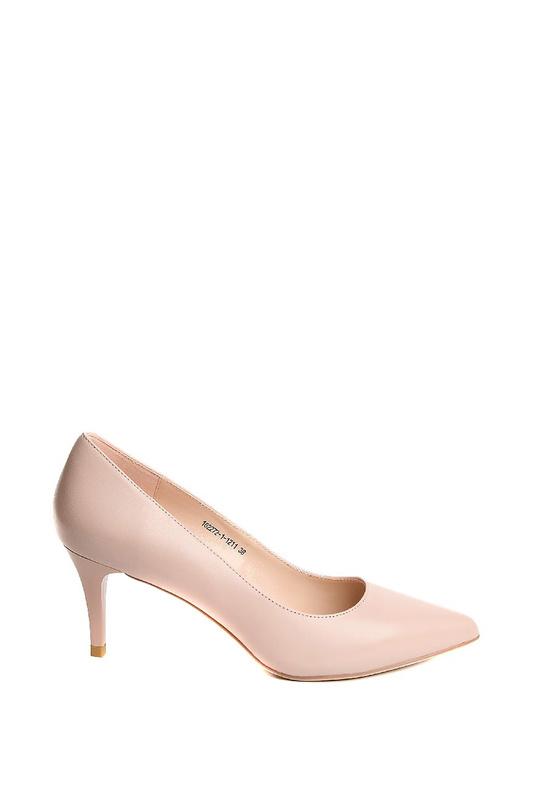 Туфли женские Milana 162272-1_1 бежевые 36 RU
