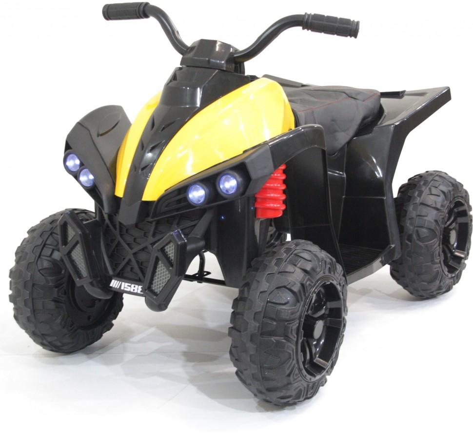 Детский квадроцикл EVA 2WD 12V HM1588-YELLOW FUTAI