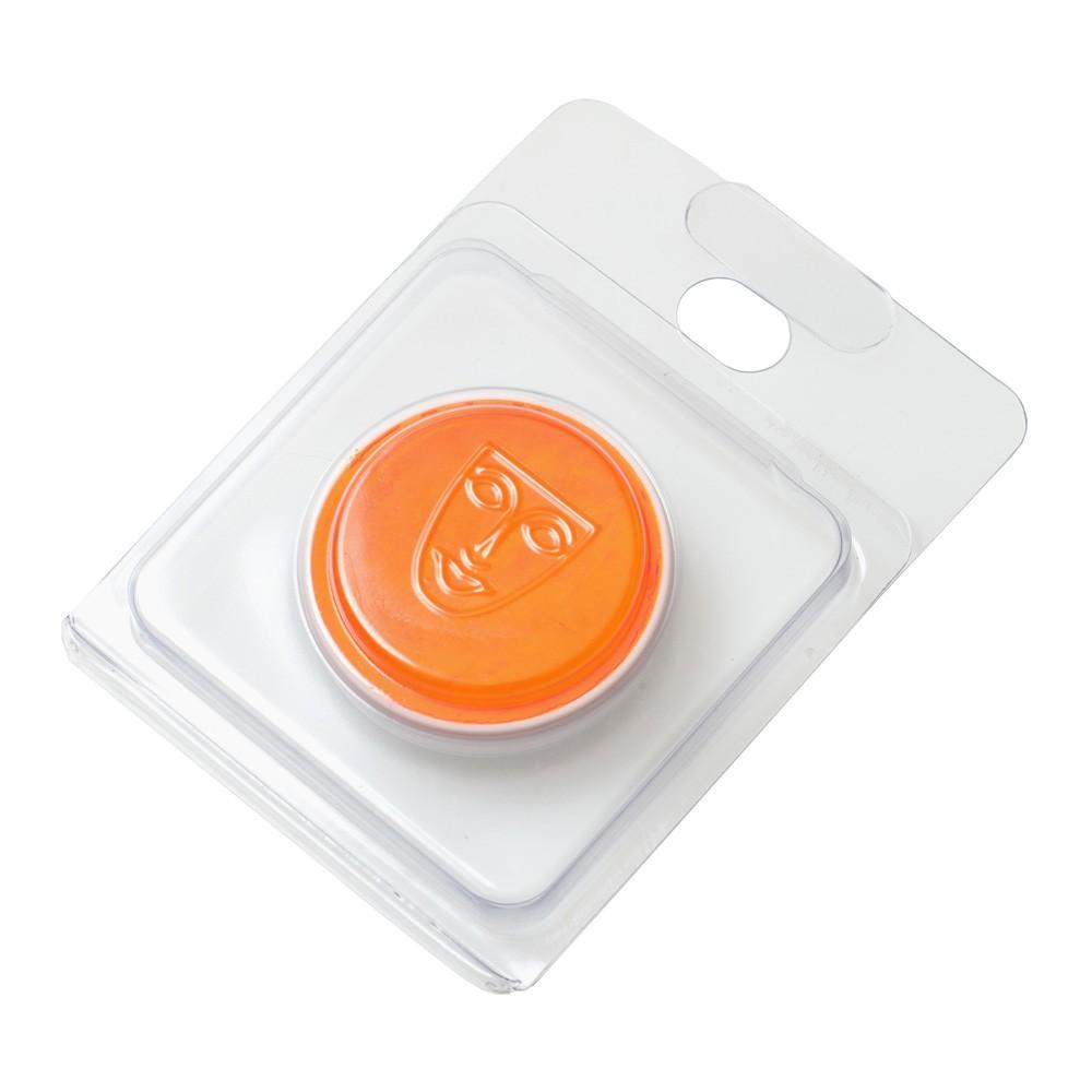 Купить Аквагрим прессованный УФ/Aquacolor UV-Dayglow 4 мл., Цв: Orange/Kryolan/5170-Orange, Аквагрим прессованный УФ, 4 мл.