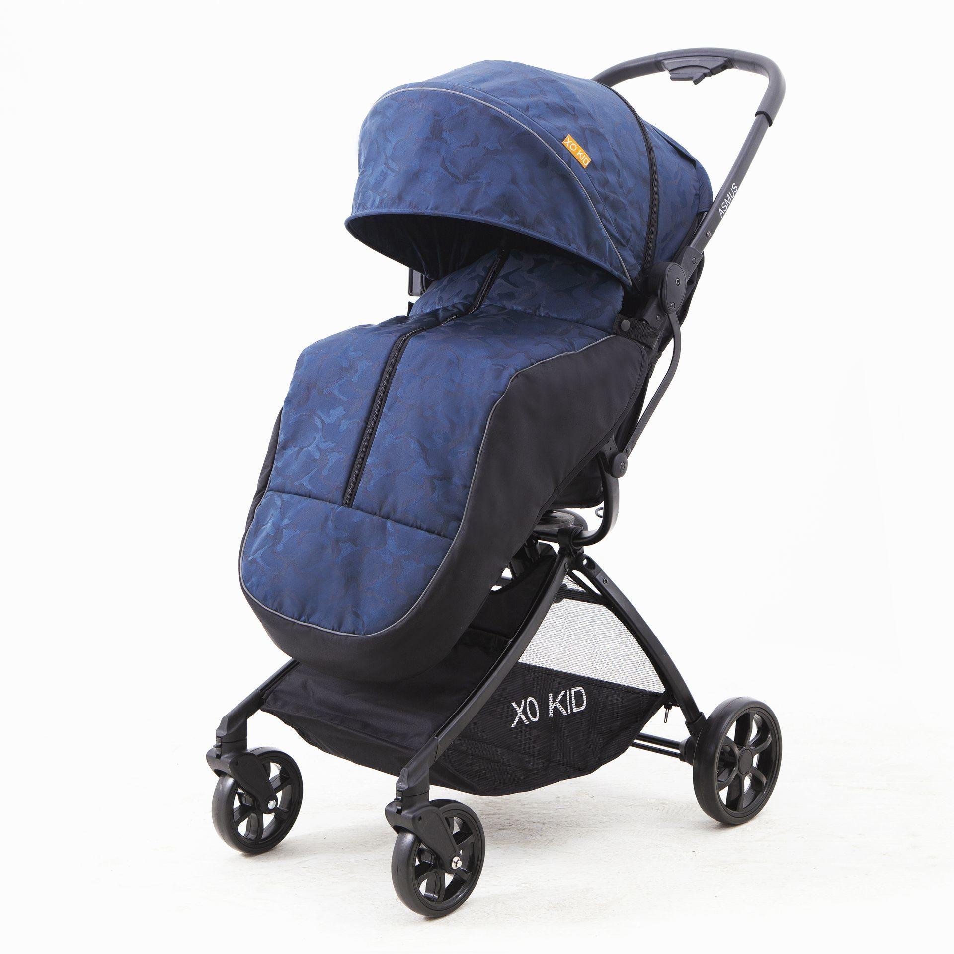 Коляска детская XO KID Asmus blue